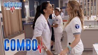 Médicos, línea de vida - C-22: Regina está cansada de Mireya | Las Estrellas
