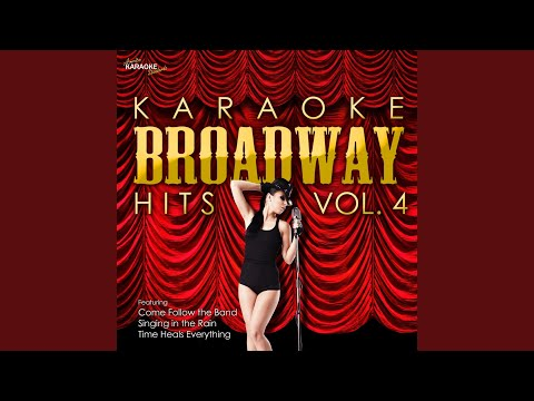 Unexpected Song (In the Style of Bernadette Peters) (Karaoke Version)