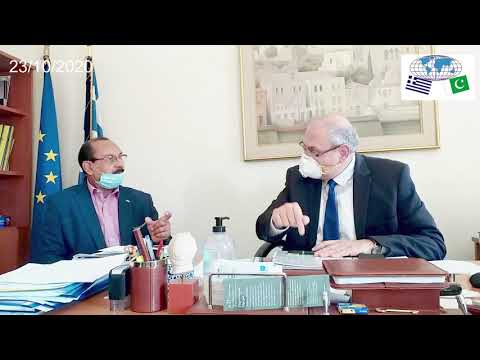 New Law For Greece Nationality | Mr Athanasios K , Balerbas | Syed Mohammad Jamil