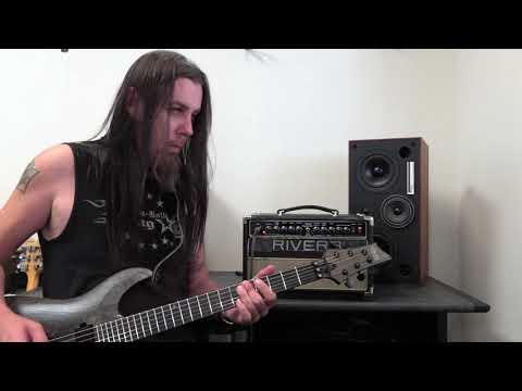 Rivera Clubster Royale Recording demo of metal tones direct