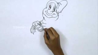 How to Draw Bashful