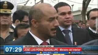 Policía inicia capacitación a serenos de Lima Metropolitana