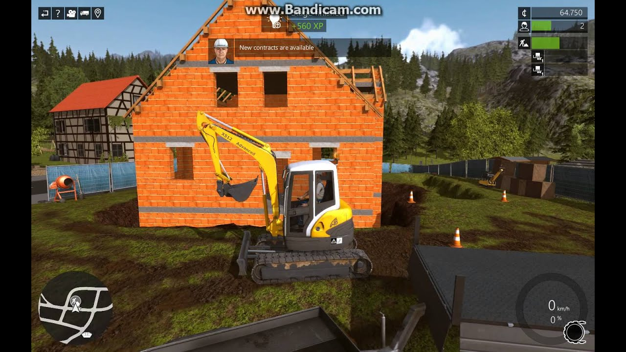 build a house simulator
