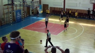 BKM SPU Nitra - Inter Bratislava