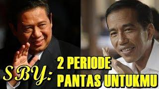 HEBAT! Baru Kali Ini Aksi Jokowi Dipuji SBY