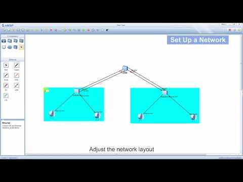 Huawei eNSP Operation Guide - YouTube