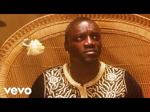 Смотреть клип Akon - Wakonda