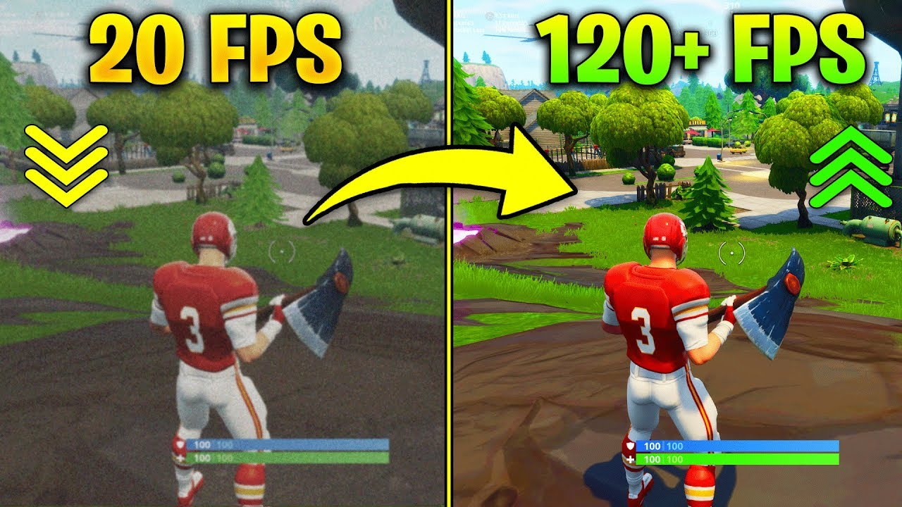 Potential Lag/Stuttering/FPS Fixes For PC/Laptop (Windows 10) - Fortnite  Battle Royale