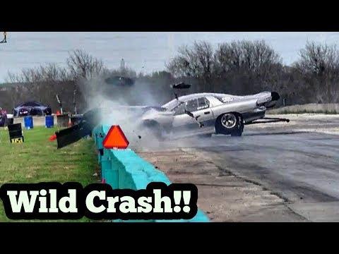 Wizard Of Nos Vs El Batman Wild No Prep Crash!!!