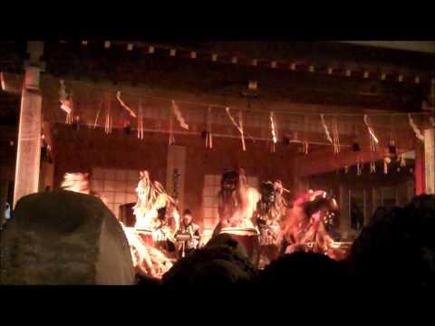 Oga Namahage Festival 2014