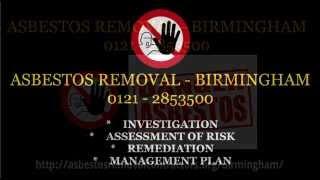 Asbestos Removal Contractors Birmingham  | Asbestos Survey Birmingham