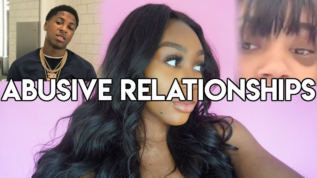 ABUS!VE RELATIONSHIP - NBA YoungBoy blacks Jania's eye #GirlTalk