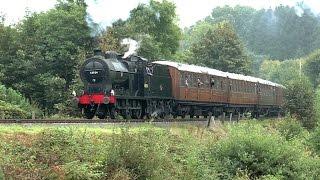 Severn Valley Railway Autumn Gala 2014