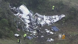 Deadly Plane Crash In Colombia