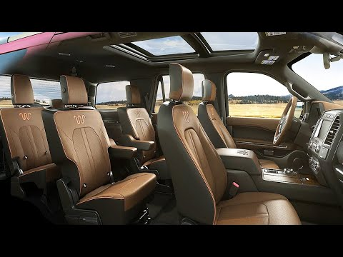 2021 Ford Expedition - INTERIOR ($77,085)