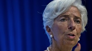 IMF's Christine Lagarde: Respect Must Prevail Over Misogyny