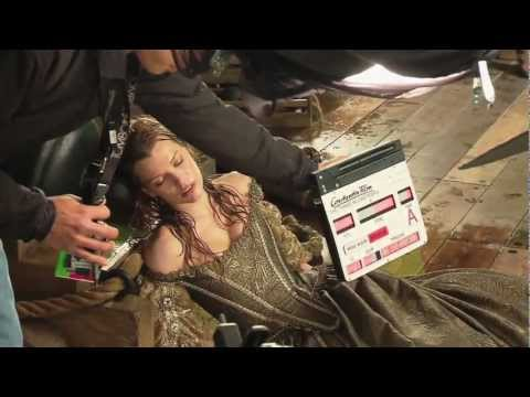 THREE MUSKETEERS - Behind the Scenes with ALEXA