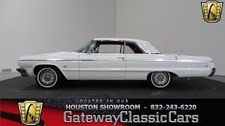 1964 Chevrolet Impala Gateway Classic Cars #1013 Houston Showroom