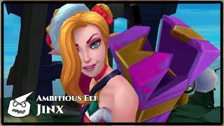 Ambitious Elf Jinx.face