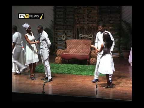 AFRICARTS | LAGOS THEATRE FESTIVAL 2017 | TVC NEWS