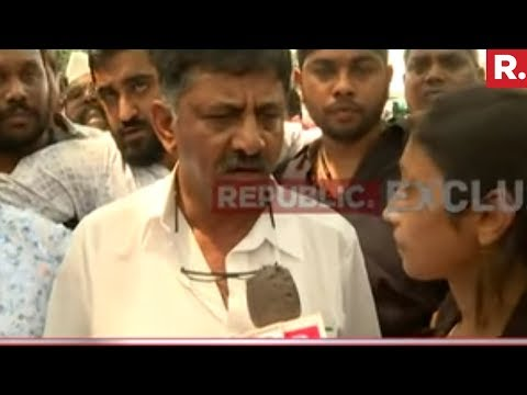 DK Shivakumar Breaks Silence On Rift Over Karnataka Deputy CM Post | Republic TV Exclusive