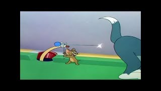 tom y jerry en español - Cue Ball Cat