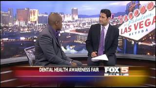 Video Fox5 Vegas KVVU -7 Dr. Timothy Wilson of Star Smiles Dentistry 702-639-3515