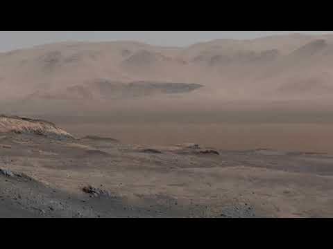 1.8 Billion Pixels! Amazing New Mars Panorama From Curiosity
