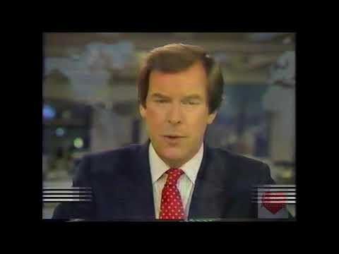 ABC News World News Tonight with Peter Jennings | Bumper | 1986