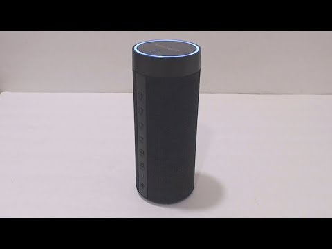 iLive Concierge Wireless Alexa Enabled WiFi Speaker Review (ISWFV387G)