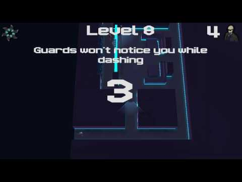 NeoNinja [Gameplay] - Indie Android Stealth Action