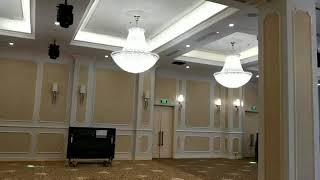 Hệ thống âm thanh - ánh sáng hội nghị tiệc cưới HOÀNH TRÁNG || VINCOM PLAZA ĐỒNG HỚI || TCA.vn