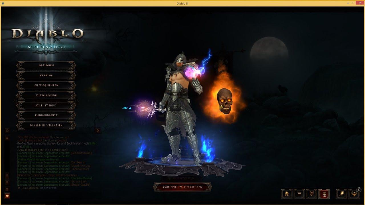 Diablo Season  Build Wizard