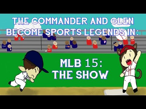 MLB 15: The Show (Career Mode: Character Creation) [Part 1]