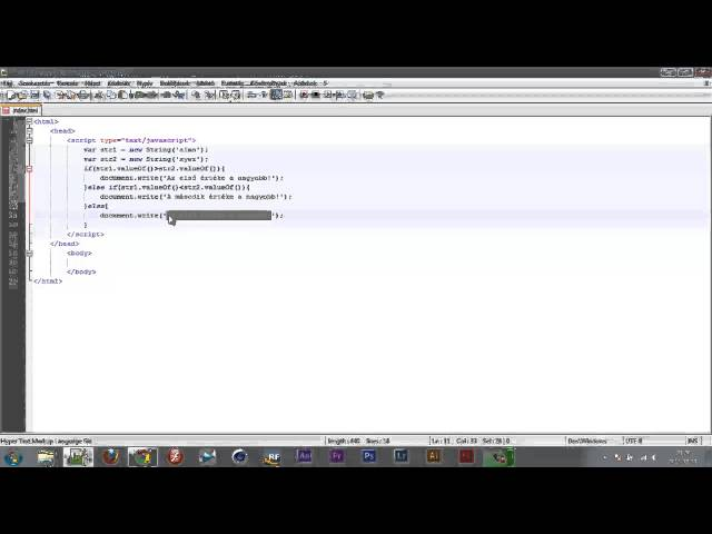 valueOf() és fromCharCode(i)