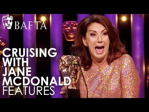 Cruising with Jane McDonald wins Features | BAFTA TV Awards 2018