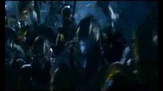The lord of the rings music video
