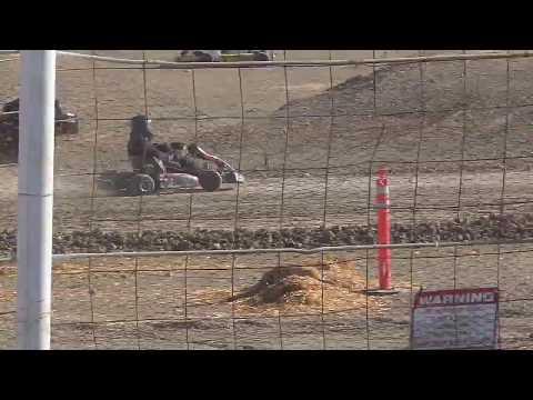 Dirt Kart Practice Barona Speedway 9-21-2019