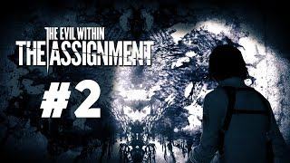 Хоррор The Evil Within: The Assignment #2 - Раскрытие тайн