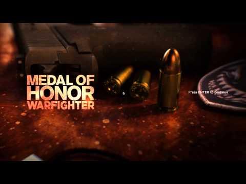 Medal of Honor Warfighter - Main Menu Theme Song (1080p)