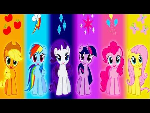 История Знаков Отличия Май Литл Пони.Мои Маленькие Пони.Поможем Пони Узнать Свою Судьбу.Мультик
