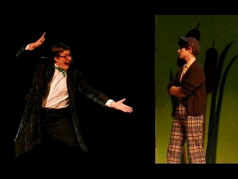 The Gilbert School Musical Honk - Warts and All