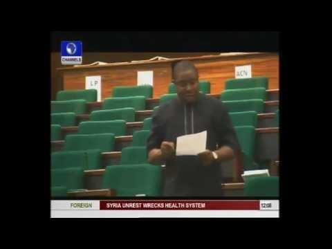 Reps To Meet Over Attack Of Nigerian Embassy In Dakar