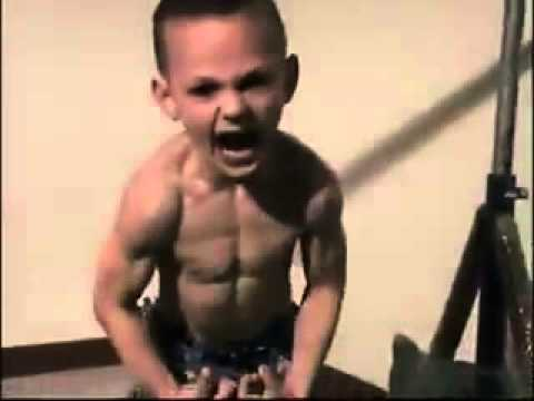 Strongest Baby In The ...