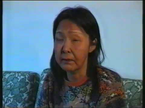 inuk woman city blues
