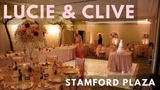 Lucie & Clive's Wedding at Stamford Plaza Brisbane