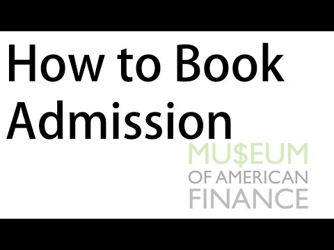 How to Book Group Admission to the Museum