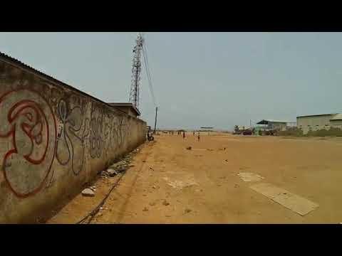 Jamestown British Accra Ghana vlog