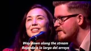 Lisa Hannigan & John Smith | Tonight You Belong To Me [Subtitulada al español