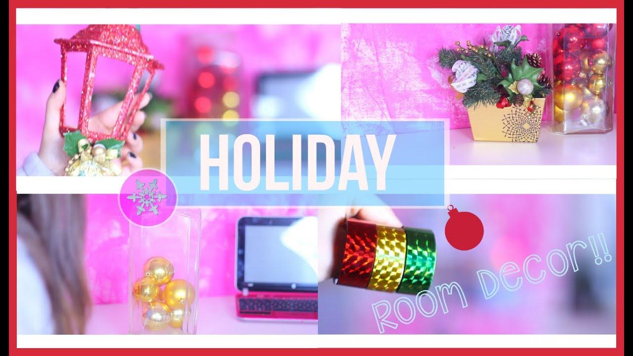 Decorazioni natalizie fai da te diy christmas decoration for Youtube decorazioni natalizie